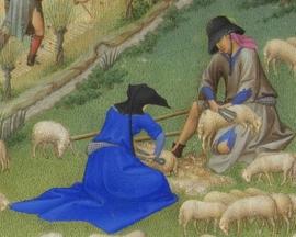 Les_Très_Riches_Heures_du_duc_de_Berry_juillet_sheep_shearing